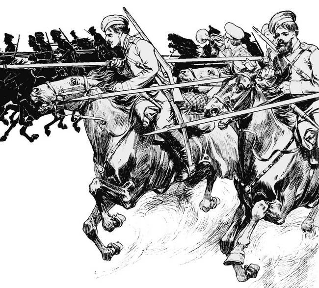74.Участие донцов в Русско-японской войне. Лидиантунь. Набег на Инкоо. Сандепу. 1904–1905годы