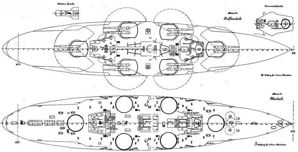 """Линейные корабли типа """"Нассау"""""""
