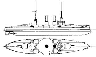 Проект 10а (1904)