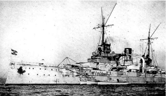"""Линейный корабль """"Вестфален"""""""