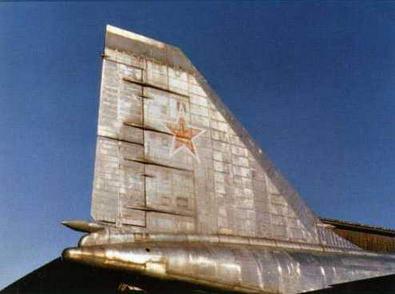 Киль самолета Т-4. (Ильдар Бедретдинов)