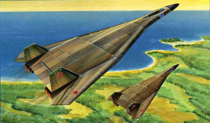 Рисунок варианта Т-4МС с удлиненным носом (№ 2 по схеме на стр. 136). (Михаил Дмитриев)