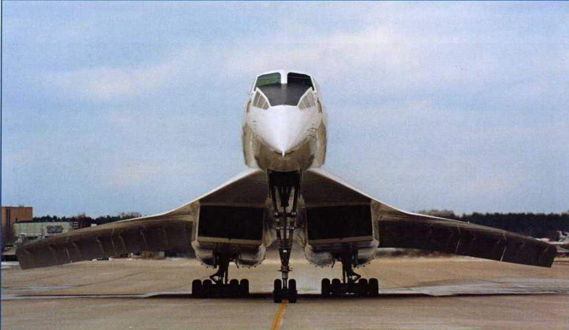 """Самолет Ту-144 (ОАО """"Туполев"""")"""