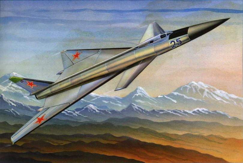 Рисунок самолета №24 по схеме на стр. 20. (Михаил Дмитриев)