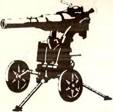 Рис.43. 75-мм безоткатное орудие LG 40.