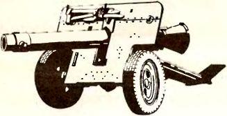 Рис.45. 105-мм безоткатная пушка LG 42.