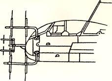 Рис.163. Комбинация С-1 и FuG 220 SN-2 на Не 219A-5/R1.