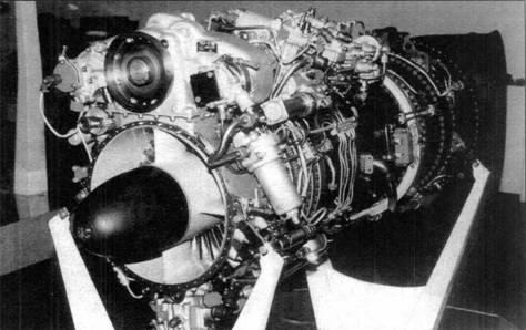 Турбовальный двигатель ТВЗ-117В