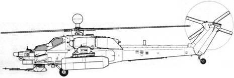 Ми-28Н (бортовой № 014), МАКС-2003