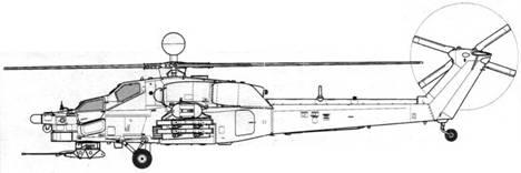 Ми-28Н (бортовой № 024), МАКС-2005