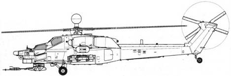 Ми-28Н (бортовой № 02)