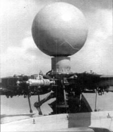 Надвтулочный обтекатель антенны РЛС НО-25