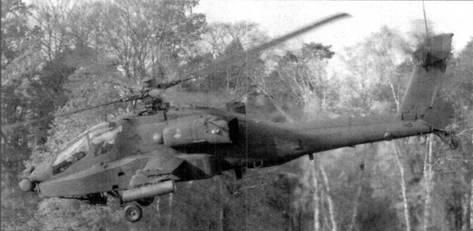 Вертолет AH-64D «Апач» ВВС Нидерландов, 2006 г.