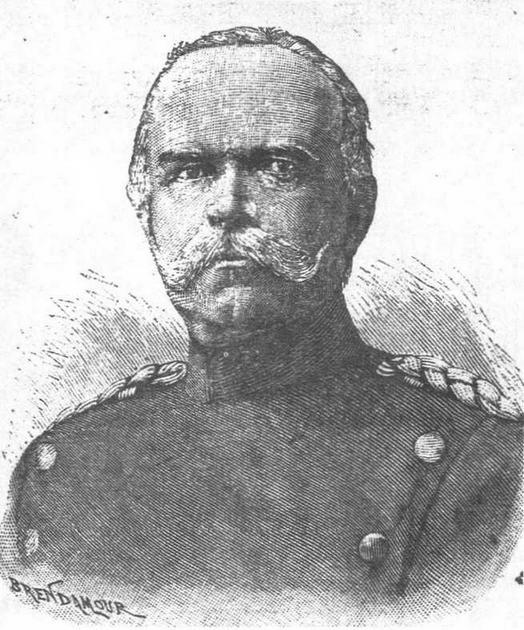 Генерал фон Каприви