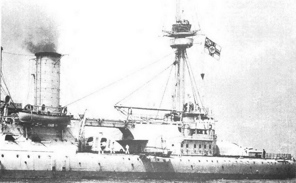 Корабельные будни