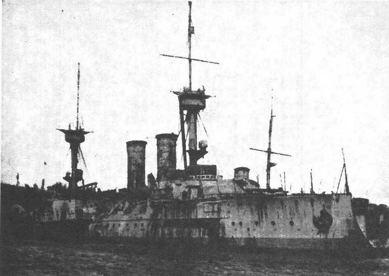 """""""Тургут Рейс"""" (б.""""Вейсенбург"""") в 1928 г"""
