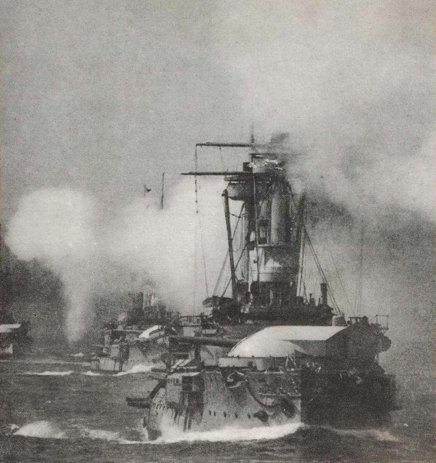 """Речь Вильгельма II на борту броненосца """"Вёрт"""" вызвала резкие отклики официальной прессы Великобритании. В связи с так называемым """"инциндентом с """"Вёртом"""" в британских кругах, а после первой мировой войны и в немецких, стали раздаваться критические замечания, осуждающие использование мест битв для названий германских кораблей, хотя многие французские корабли носили на борту названия иностранных городов, у стен которых произошли успешные для них сражения. Например, взорвавшийся в 1907 г. вследствие самовоспламенения боезапаса французский линкор """"Иена"""". Точно такой же порядок существовал и в британском военно-морском флоте. Так, в свое время британские корабли носили названия """"Хог"""", """"Абукир"""", """"Трафальгар"""" и т.д."""