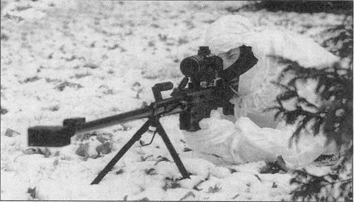 Характеристика винтовки СВД: