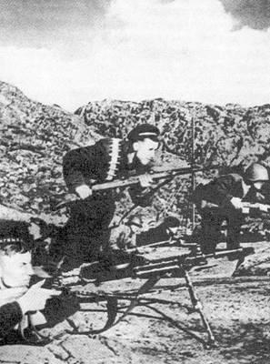 Характеристика винтовки В-94: