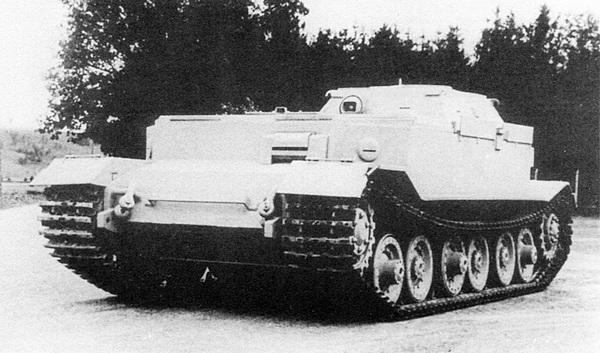 Бронированная ремонтно-эвакуационная машина Tiger (Р).