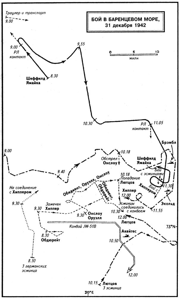 Глава XIV. Победа эскортных сил. 1 ноября 1942 — 31 мая 1943