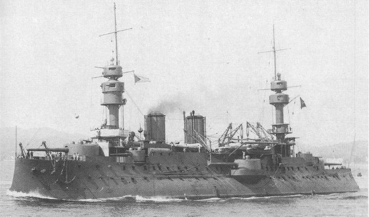 """""""Жорегибери"""" во время службы в период после 1908 г."""