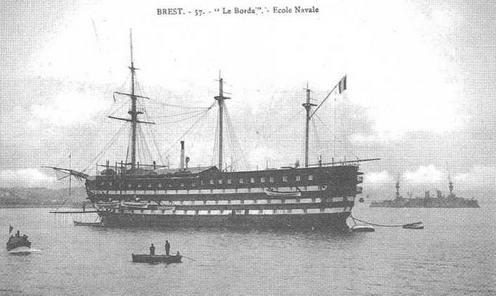 В эскадре Севера. 1910-1911 гг.