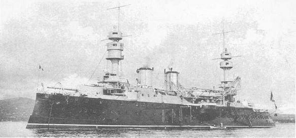 """""""Жорегибери"""" во время испытаний. 1896-1897 гг."""