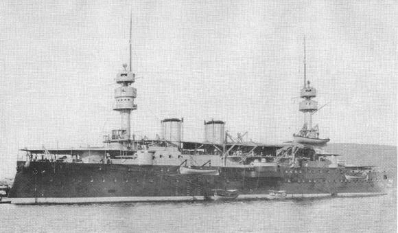 """""""Жорегибери"""" в 1904-1906 гг."""