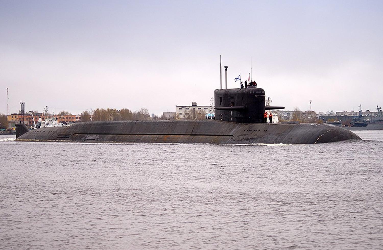 Подводная лодка-носитель проекта 09787 БС-64