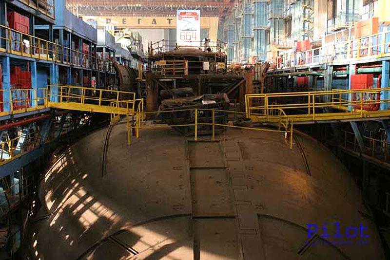 Подводная лодка К-139