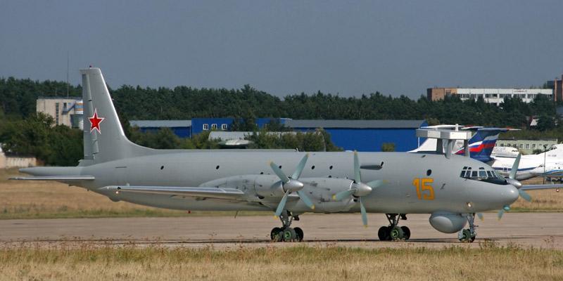 Ил-38СД, Жуковский, 17.08.2009 г. (фото - Сергей Лысенко, http://russianplanes.net)