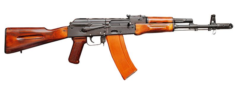 Автомат Калашникова АК-74