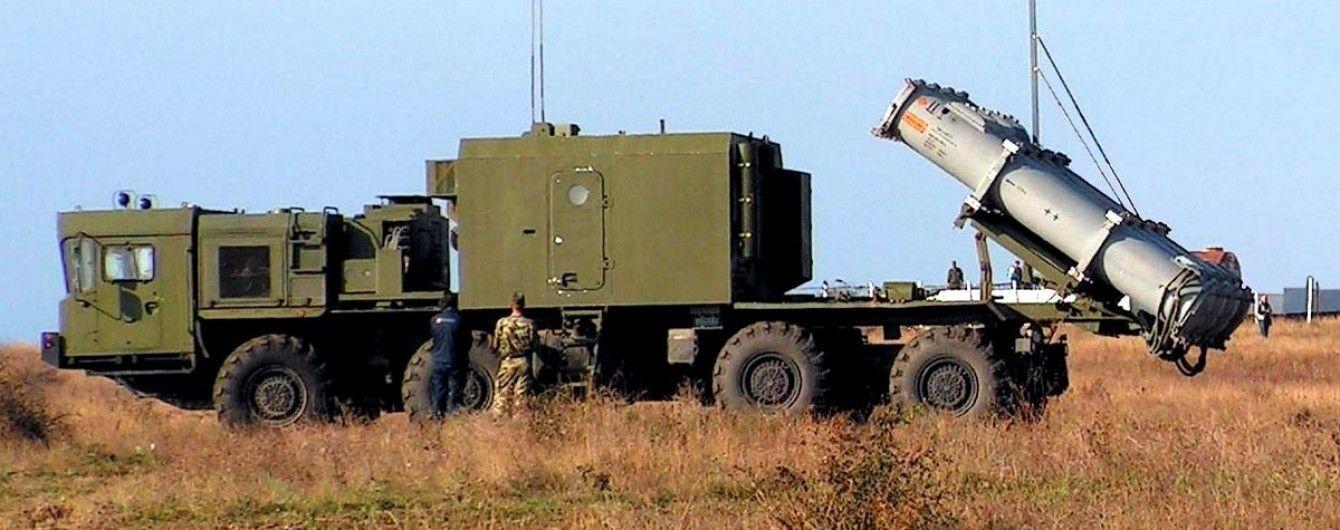 Пусковая установка комплекса 3К60