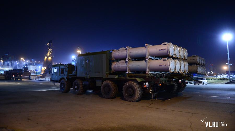 Пусковые установки комплексов 3К60