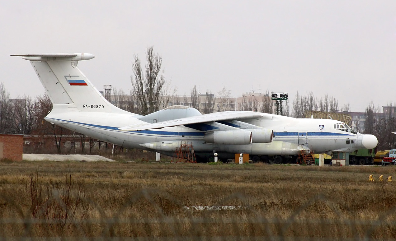 А-60 / 1А2 на аэродроме ТАНТК им.Бериева, г.Таганрог, 2010 г. (http://russianplanes.net)