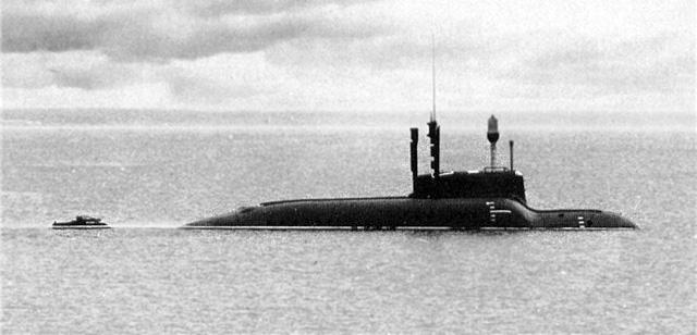 Подводная лодка МС-520 проекта 865