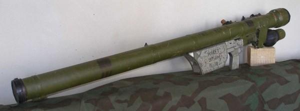 Переносной зенитный ракетный комплекс 9К34